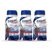 Ensure Plus Nutrition Shake Dark Chocolate Ready-to-Drink 6 pk