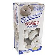 Entenmann's Pop'ems Powdered Donuts
