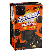 Entenmann's Pop'ettes Rich Chocolate Frosted Donuts Value Pack