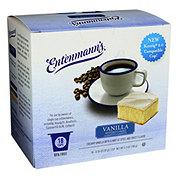 Entenmann's Vanilla Single Serve Coffee K Cups
