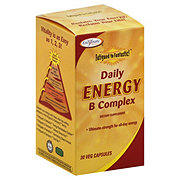 Enzymatic Therapy Fatigued to Fantastic! Daily Energy B Complex Veg Capsules