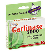 Enzymatic Therapy Garlinase Tablets