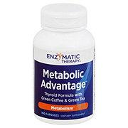 Enzymatic Therapy Metabolic Advn Thyroid Formula