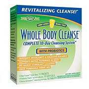 Enzymatic Therapy Whole Body Cleanse Complete 10 Day Cleansing System