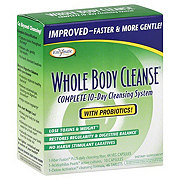 Enzymatic Therapy Whole Body Cleanse with Probiotics (Complete 10 Day Cleansing System) Kit