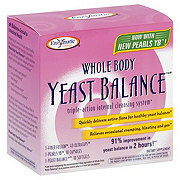 Enzymatic Therapy Whole Body Yeast Balance Triple Action Internal Cleansing System Kit