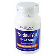ENZYMATIC THERAPY Youthful You DHEA 5 Mg