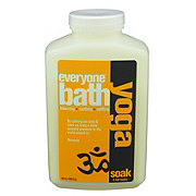 EO Everyone Geranium & Sweet Orange Epsom Bath Soak