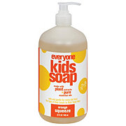 EO Orange Squeeze Everyone  Soap for Every Kid