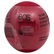 eos Organic Lip Balm Pomegranate Raspberry