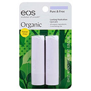 eos Organic Pure & Free Lip Balm