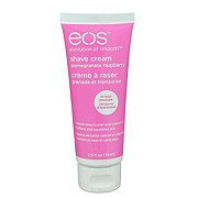 eos Ultra Moisturizing Shave Cream Pomegranate Raspberry, Travel Size