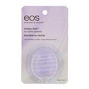 eos Visibly Soft Lip Balm Blackberry Nectar