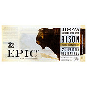 EPIC Bison Bacon + Cranberry Bar