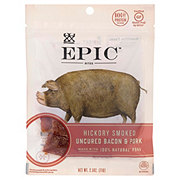 EPIC Bites Uncured Bacon, Pork & Sea Salt