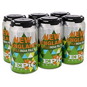 Epic Brewing Co. New England IPA Beer 12 oz  Cans