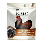 EPIC Currant & Sesame BBQ Seasoning Bites Chicken Meat