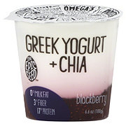 Epic Seed Blackberry Greek Yogurt + Chia