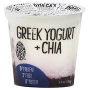 Epic Seed Blueberry Greek Yogurt + Chia