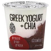 Epic Seed Strawberry Greek Yogurt + Chia