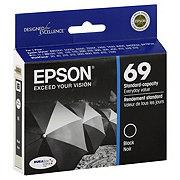 Epson Black #69 Ink Cartridge