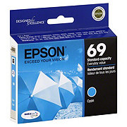 Epson Cyan #69 Ink Cartridge