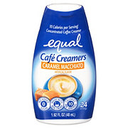 Equal Cafe Creamers Caramel Macchiato Coffee Creamer