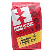 Equal Exchange Organic Breakfast Blend Medium Roast Ground Coffee