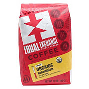 Equal Exchange Organic Colombian Medium Roast Ground Coffee