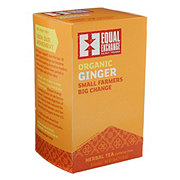 Equal Exchange Organic Ginger Tea