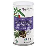 Essential Living Foods Essentail Living Superfood Smoothie Mix Acai and Goji