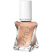 essie Gel Couture Daring Damsel, Gold Metallic Nail Polish