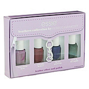 Essie Nail Color Leathers Collection