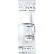 essie Treat Love & Color Nail Polish & Strengthener, Gloss Fit (Sheer Finish)
