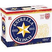 Estrella Jalisco Cerveza Tradicional Beer 12 oz Cans
