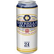 Estrella Jalisco Cerveza Tradicional Beer Can