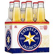 Estrella Jalisco Pilsner Beer 12 oz Bottles