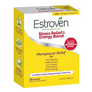 Estroven Maximum Strength Multi-Symptom Menopause Relief Caplets