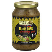 Ethnic Cottage Ethnic Cottage Lemon Basil Cooking Sauce