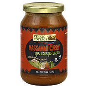Ethnic Cottage Ethnic Cottage Massaman Curry Thai Cooking Sauce