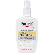 Eucerin Daily Protection Moisturizing Face Lotion