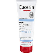 Eucerin Skin Calming Fragrance Free Daily Moisturizing Creme