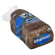 Eureka Grainiac Organic Bread
