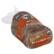 Eureka Organic Bread, Saaa-wheat