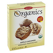 European Gourmet Bakery Apple Cinnamon Muffin Organic Mix