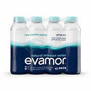 Evamor Natural Alkaline Artesian Water 20 oz Bottles