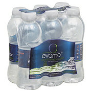 Evamor Natural Alkaline Artesian Water 6 pk