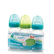 Evenflo Baby Boutique Bottles 4 Ounce