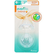 Evenflo Balance Nipples 3 Month+ Medium Flow
