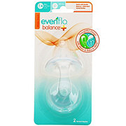 Evenflo Balance Nipples 8 Month+ Fast Flow